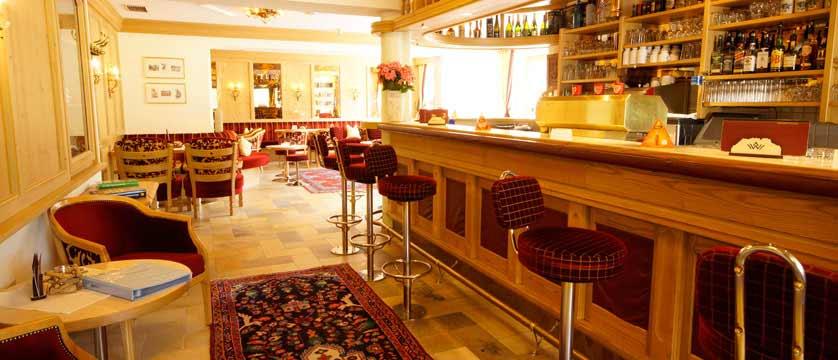 Hotel Tyrol, Söll, Austria - Bar area.jpg